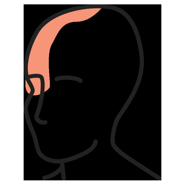 huvudvärk höger sida bak